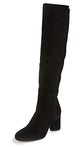 Stuart Weitzman Women's Eloise Boots, Black, 8 M US from Stuart Weitzman