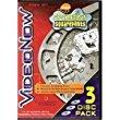 VideoNow Spongebob Squarepants -3 Disc Pack