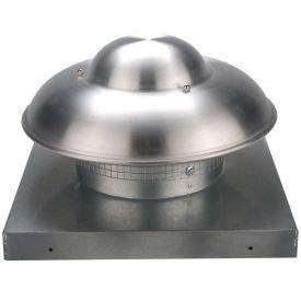 Continental Fan Axial Exhaust Fan, 500 CFM