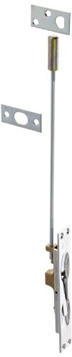 Rockwood 555.26 Lever Extension Flush Bolt for Fire-Rated Swinging Hollow Metal Doors, 1