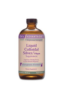 Dr.'s Advantage - Colloidal Silver 250 ppm 2 oz