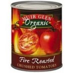 Muir Glen Organic Crushed Fire Roasted Tomato ( 12x28 OZ)
