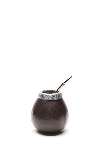 Handmade Gourd Including Straw Bombilla product image