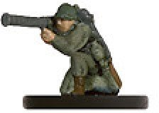 Axis and Allies Miniatures: Bazooka # 27 - 1939 - 1945 (Miniatures Allies 1945 Axis 1939)