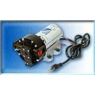 (Aquatec 5513-1E01-B606 6 GPM 60 PSI 1/2 inch F 120V Super Flow Delivery/Demand Pump without Cord)