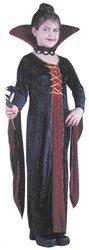 Girl' (Victorian Vamp Velvet Child Costumes)