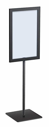 Pedestal Counter (Adjustable Tabletop (Countertop) Pedestal Sign Stand Holder, 8.5