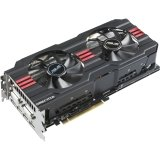 Asus AMD Radeon R9 280X 3GB GDDR5 2DVI/4DisplayPort PCI-Express Video Card (R9280X-DC2T-3GD5-V2)