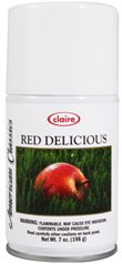 Claire C-144 7 Oz. Red Delicious Metered Air Freshener Aerosol Can (Case of (144 Air)