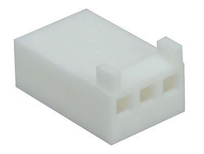 Molex Kk Type Housing - Connector Housing Receptacle 3 Position 2.54mm Straight Bag