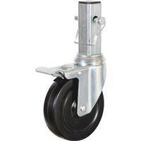 Metaltech I-C1CAS5 5 in. Caster for Jobsite Series 6 ft. Baker Scaffold, 5''