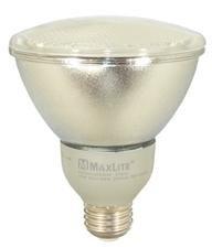 Maxlite 15 Watt PAR30 CFL FloodMax 2700K Medium Base