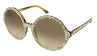 4ef93ecabf Image Unavailable. Image not available for. Colour  Tom Ford Carrie  Oversize Round ...