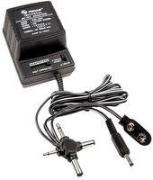 Cables Unlimited AUD-6000 Universal AC/DC Power Adapter (Black)