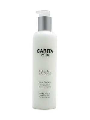 carita cleanser 6.8 oz ideal douceur milky water (sensitive skin) for women Lip Balm Duo - Burger & Fries By NPW