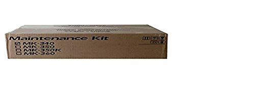 Kyocera 1702J17US0 Model MK-350 Maintenance Kit For use with Kyocera ECOSYS FS-3040MFP, FS-3140MFP, FS-3540MFP, FS-3640MFP and FS-3920DN Black & White Laser Printers Drum Unit Maintenance Kit