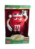 2015 Red M&M Santa Claus Limited Edition Candy Dispenser for sale  Delivered anywhere in USA