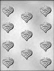 1 3//8 inch Strawberries Chocolate Candy Mold