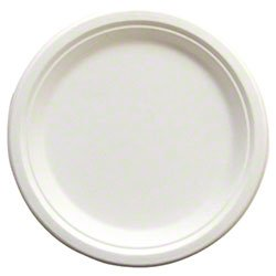 Amazon.com: Empress Earth EPL-09 Molded Fiber Paper Plate