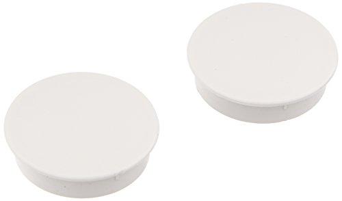 Dometic 385311648 Seat Bracket Covers for 310 Gravity-Flush Toilet-White