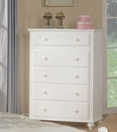 Chest in White Finish Set PDS f40319 Review