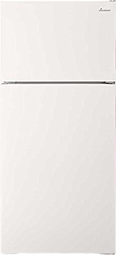 WHIRLPOOL REFRIGERATORS 2476849 Amana 14 cu.ft. Top-Freezer Refrigerator, White, Reversible Door
