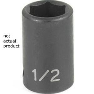 Grey Pneumatic 1022M Socket (3/8' Drive Impact Socket Accessory)