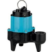 Little Giant 511344 10SN-CIM Sewage Pump, 7200 GPH