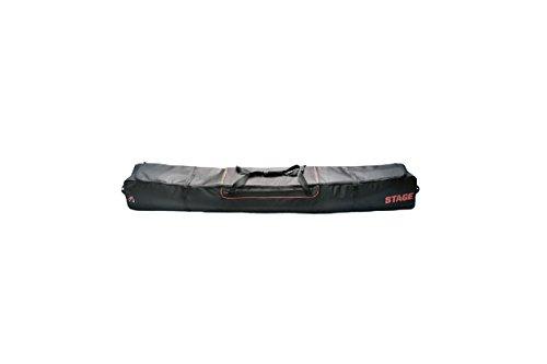 Stage Deluxe Ski Bag, X-Large, Black - Sport Deluxe Ski