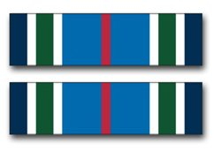 MilitaryBest United States Army Joint Service Achievement Medal Ribbon Decal Sticker 5.5