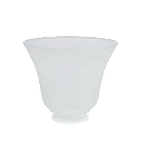 Aspen Creative 23026-4 Transitional Style Replacement Glass Shade Frosted by Aspen Creative (Image #2)
