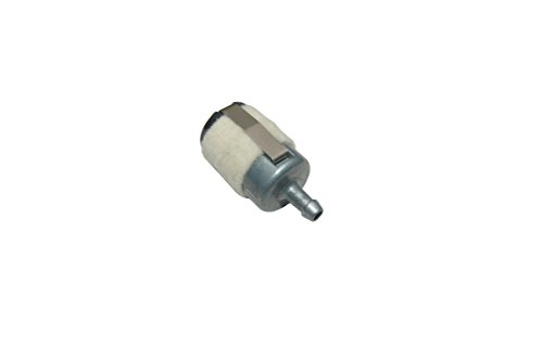 RCEXL 20H28 clunk style in-tank fuel filter. Fits all 1/8 size fuel lines