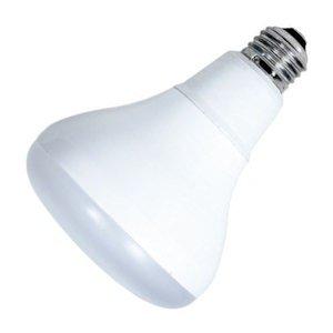Wfl Screw (Ushio UPHORIA 2 LED BR30 WFL108 WW27 10W Lamp - New)
