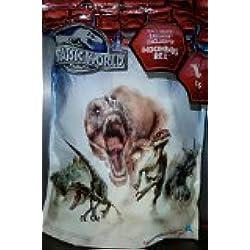 """Hasbro Jurassic Park Jurassic World Bag of 15 3"""" Dinosaurs"""