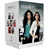 Rizzoli & Isles: Complete Series Seasons 1-7 (DVD, 2017)