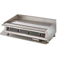 "Star 848TA Ultra-Max Throttling Thermostat 48"" Gas Griddle"