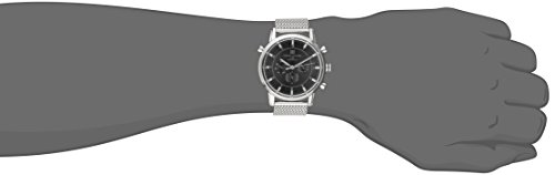Tommy Hilfiger Men's 1790877 Silver-Tone Stainless Steel Watch