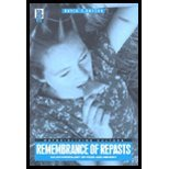 Remembrance of Repasts - An Anthropology of Food & Memory (01) by Sutton, David E [Paperback (2001)]