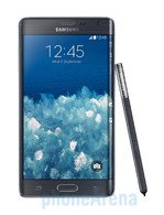 Samsung Galaxy Note Edge N915A, 32GB AT&T GSM UNLOCKED Android Smartphone (Black) by Samsung