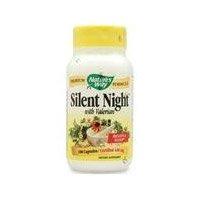 Silent Way Nuit de la nature avec la valériane 440 mg Caps, 100 ct