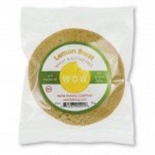 Wow Baking Company Lemon Burst Cookies, 8 Ounce Bag -- 12 per case. (Wow Lemon Cookies)