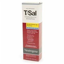 Neutrogena T/Sal Therapeutic Shampoo - Scalp Build Up Con...