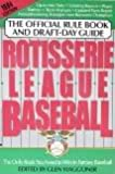 Rotisserie League Baseball, Glen (Ed. ) Waggoner, 0316917125