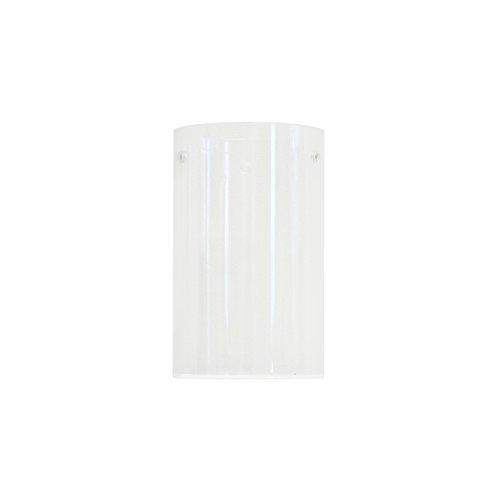 Linea di Liara P313 Effimero Medium One-Light Stem Hung Pendant Lamp Replacement Clear Glass Shade