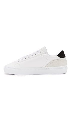 Helder Weer Mens Jones Sneakers Wit / Zwart