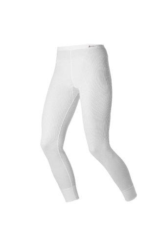 Odlo Pants Cubic b8383pinl largo Da - 10000 WHITE
