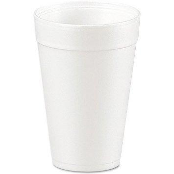 Dart 32 Ounce Foam Drink Cups, 500 Ct
