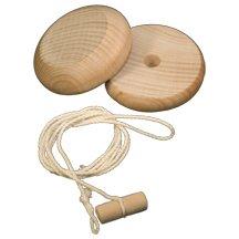 "Price comparison product image 20 Pcs, Yo-Yo Kits 2-1/4"" Wide Individually Packaged Kits Include Yo-Yo Halves, String And Peg"
