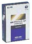 (ALPS MD-INK cassett MDC-FMEG Gold Foil by Alps)