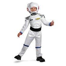 [Disguise Blast Off Astronaut Boys Costume, 4-6] (Express Costume)